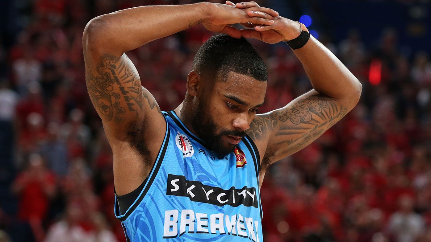 'Mentally, this is the game that has broken them': The New Zealand Breakers need to ask the hard questions says Corey 'Homicide' Williams