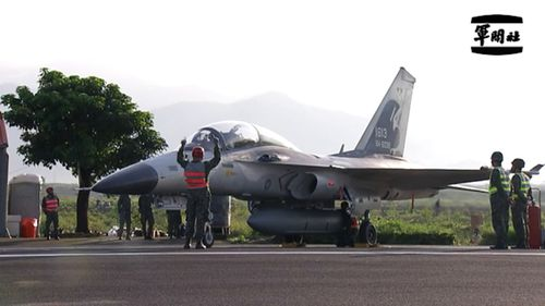 Since the beginning of October, Taiwan has reported 145 incursions by Chinese warplanes into the air defence identification zone.