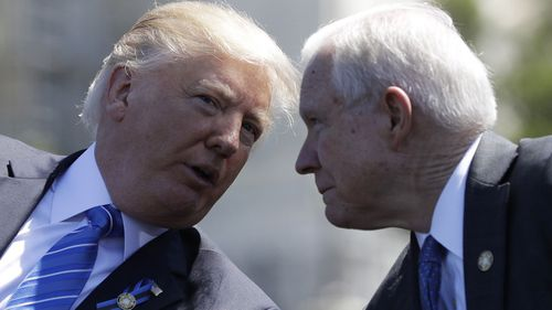 Sessions has no plans to quit despite Trump's jabs: reports
