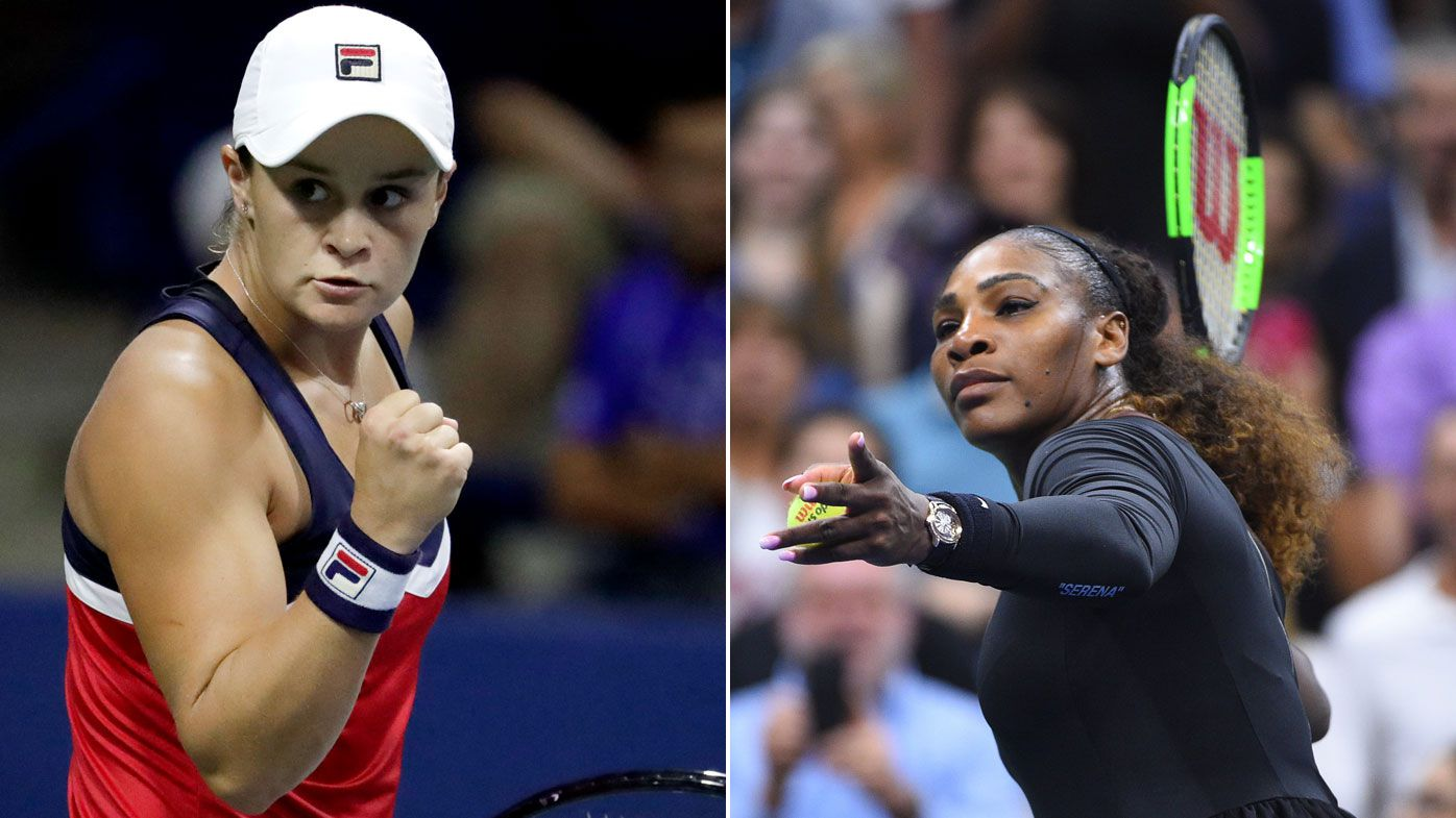 Ash Barty emerges as US Open threat to Serena