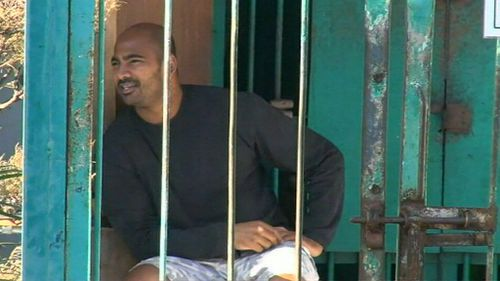 Myuran Sukumaran, who is facing imminent execution.