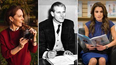 Books written by royals around the world