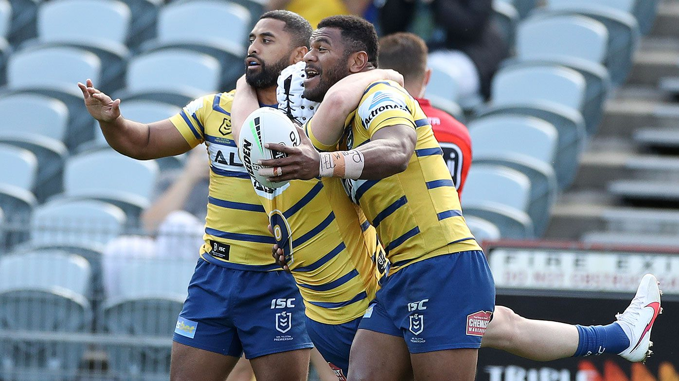 New Zealand Warriors vs Parramatta Eels: Warriors hanging on to slim finals hopes – Wide World of Sports