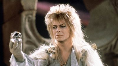 1. David Bowie in The Labyrinth (1986)