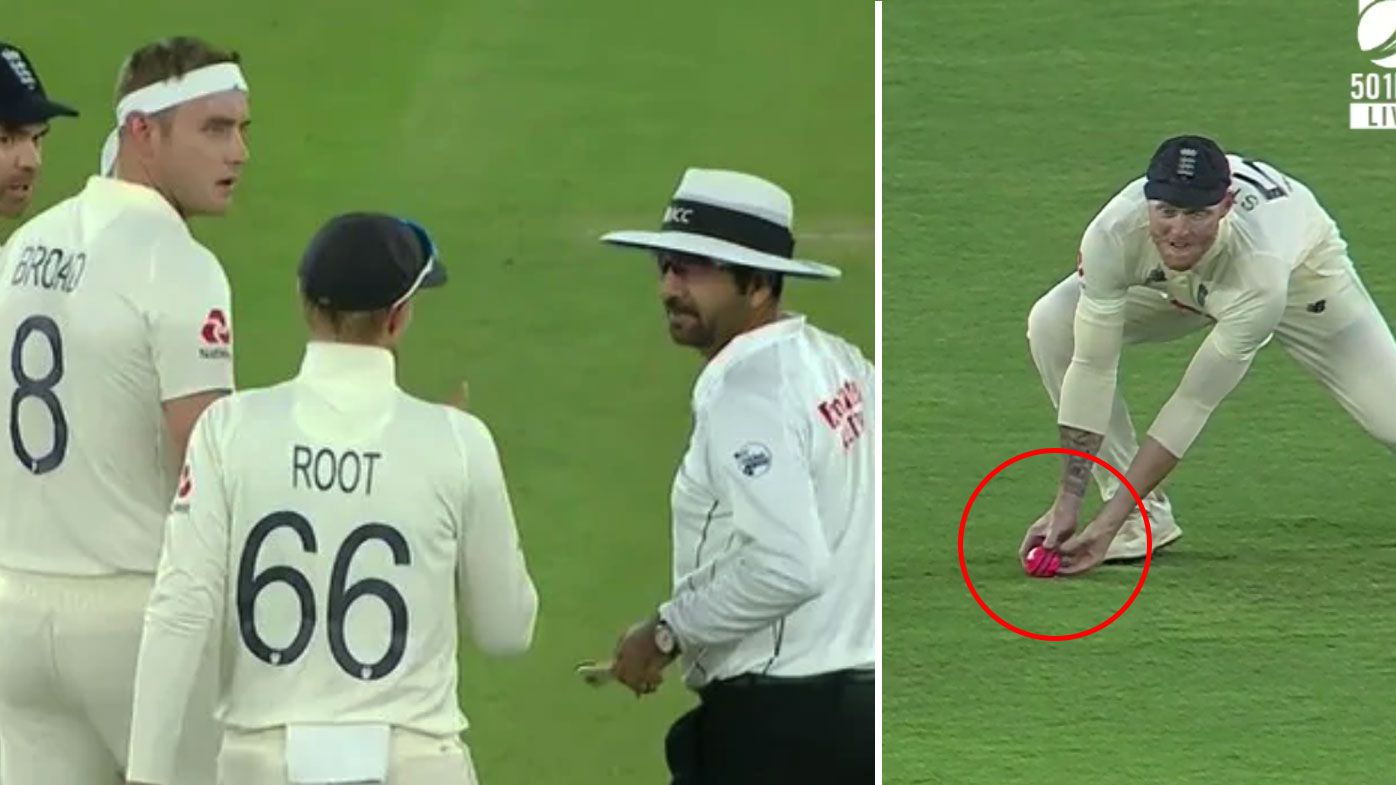 'All we want is consistency': England fume at umpires in horror opening day at Ahmedabad