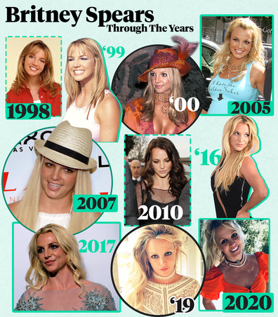 Britney Spears Through The Years What S Going On With Freebritney Her Conservatorship And Where She S At Now Explainer 9celebrity