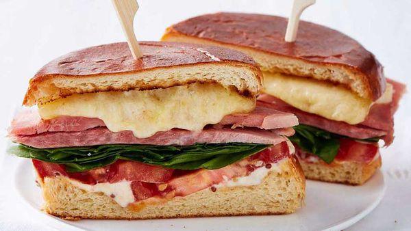 Ham sandwich goals