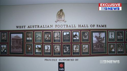 The grounds 117 square metre screen will also be sold and has attracted significant interest. (9NEWS)