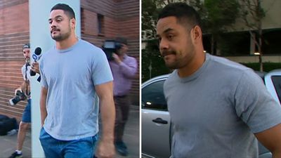 Hayne's alleged sex assault victim 'suffered injuries to genital area'