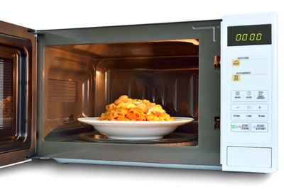 Microwave your rice and pasta
