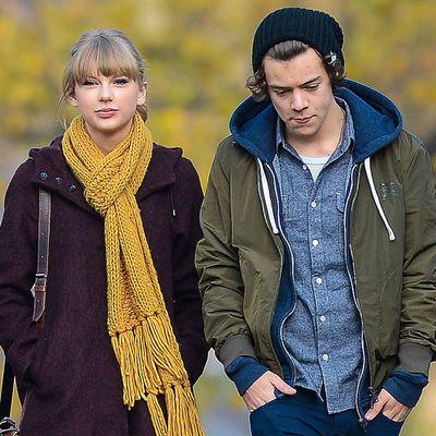 Harry Styles follows Taylor Swift on Instagram