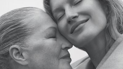 Gisele Bündchen and her mum are Vogue's latest cover stars