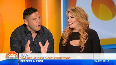 Sarah Roza reveals all about her new man: 'We're taking things slow'