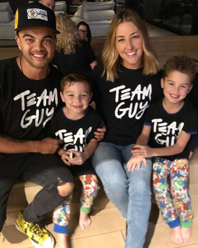 Jules Sebastian on being a mother and being married to Guy Sebastian