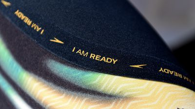 'I am Ready' is printed on the specially designed swimwear.
