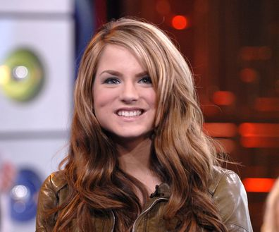 JoJo on TRL in 2006.