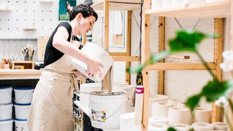 Bea Beallingham of Etsy shop Things By Bea. Photo: Alana Dimou