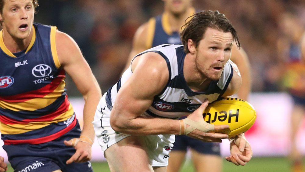 Geelong down Adelaide in AFL