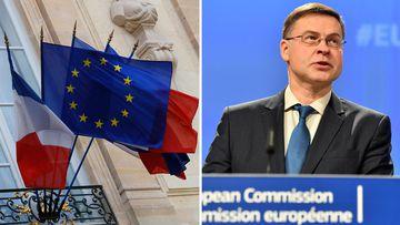 European Union officials hack