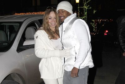 Mariah and hubby Nick Cannon planned to hit the slopes in Aspen...until Nick got hospitalised for mild kidney failure!