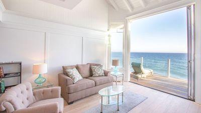 Judy Garland's Malibu beach house for sale