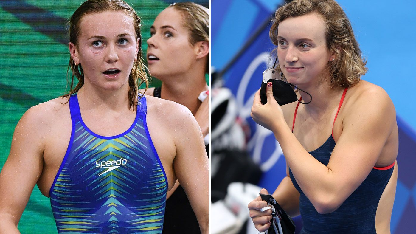 'There's bad blood there': Aussie great lights firecracker under Titmus vs Ledecky rivalry