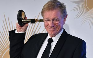 Kerry O'Brien in Logies' Hall of Fame