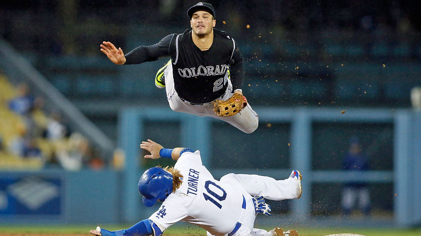 Nolan Arenado signs eight-year contract with Colorado Rockies worth $US260 million