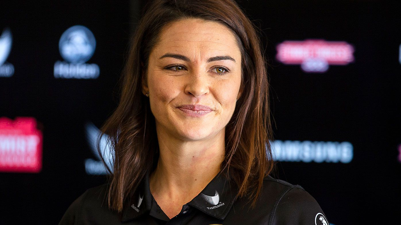 Former Netball star Sharni Layton set to join AFLW with Collingwood Magpies