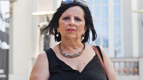 Pilar Abel. (AAP)