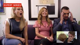The Experts react to Billy and Susie's wedding