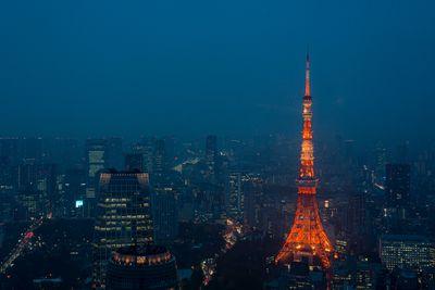 Tokyo – 1.6 million hashtags