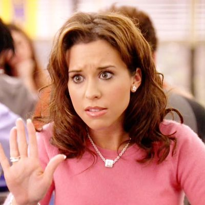 Lacey Chabert as Gretchen Wieners: Then