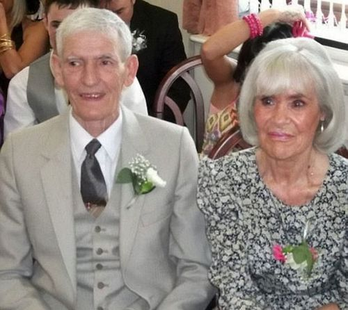 'Close your eyes, I'm coming with you': Husband and wife die just hours apart