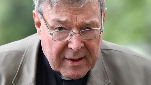 Cardinal George Pell is one of the church members charged with offences.