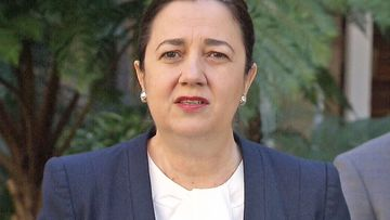 Premier Annastacia Palaszczuk called on Queenslanders to continue to do the right thing.
