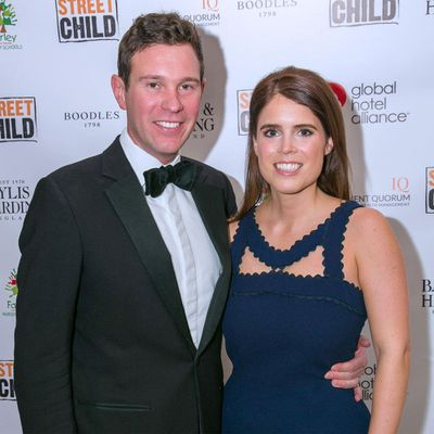 Princess Eugenie and Jack Brooksbank support children's charity, November 2018