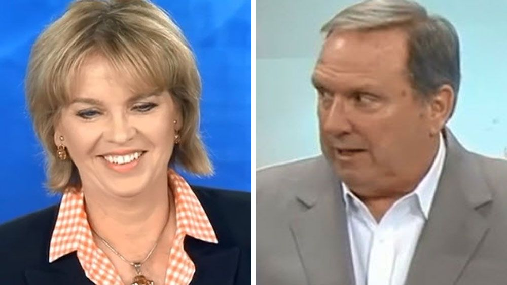 Sports presenter has meltdown over stolen story