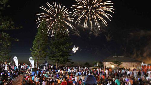 Australia day citizenship ceremony for Fremantle