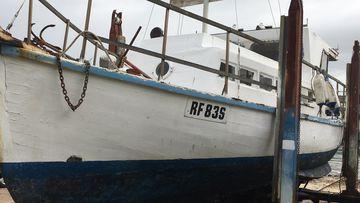 Two men on a boat missing in South Australian waters