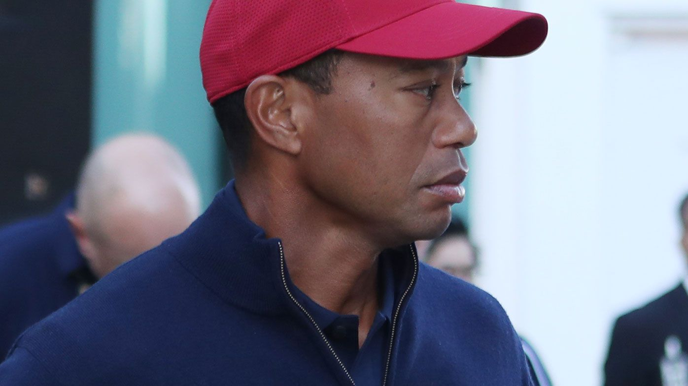 Woods holds talks over 2019 pre-Presidents Cup schedule