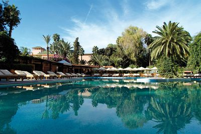 <strong>Es Saadi Resort, Marrakech</strong>
