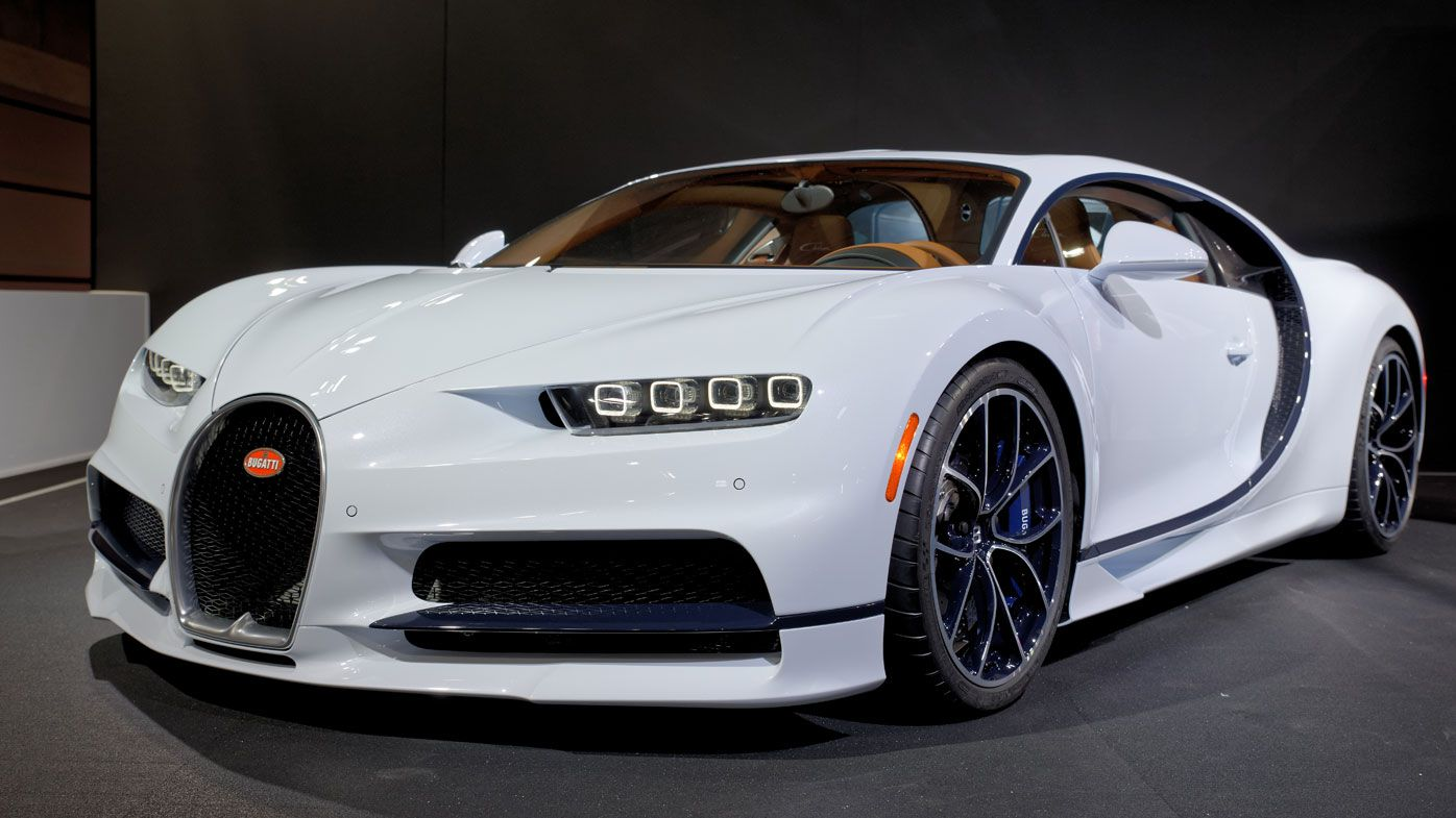 Bugatti The Most Expensive New Car Ever Sold