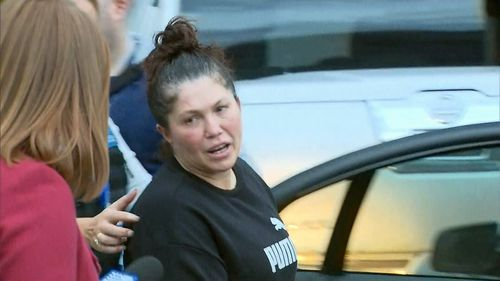 The charges against Roberta Williams relate to an incident in Collingwood last month.