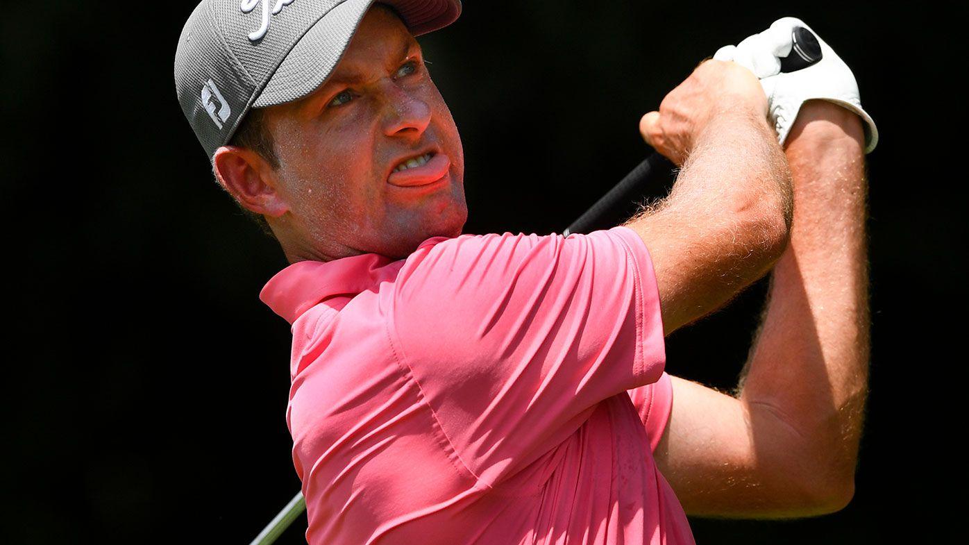 US Open champion Webb Simpson reveals Royal Melbourne Presidents Cup terror