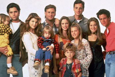 Hey, Tanners! From 1987 to 1995, this loveable family was part of our lives.<br/><br/>Dylan Tuomy-Wilhoit (Alex), John Stamos (Jesse), Lori Loughlin (Becky), Blake Tuomy-Wilhot (Nicky), Dave Coulier (Joey), Andrea Barber (Kimmy), Ashley Olsen (Michelle), Jodie Sweetin (Stephanie), Bob Saget (Danny), Candace Cameron Bure (DJ) and Scott Weinger (Steve),