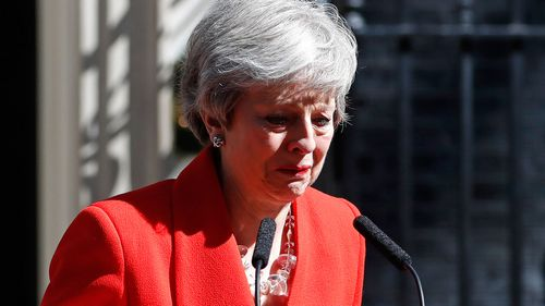 Theresa May resigns as UK PM