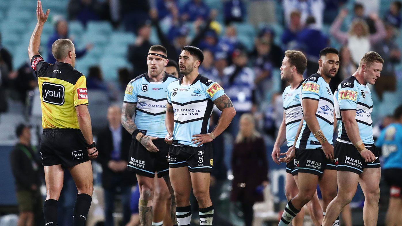'Shaun Johnson is in trouble': Sterlo's warning for out of form Sharks star