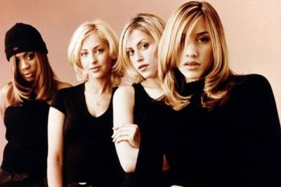 When All Saints hit the scene, they were like the naughty Spice Girls. <br/><br/>In 1997, the all-girl group brooded in dark rooms to BRIT-Award winning tune 'Never Ever'... which is still one of the catchiest songs of all time. <br/><br/>Their second album <I>Saints and Sinners</i> was also a success, yet the band soon split over personal issues. <br/><br/>In 2013, the band reunited to support the Backstreet Boys UK tour, yet have no plans to record any music in the future. <br/>