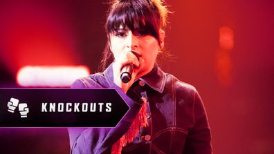 The Knockouts: Chynna Taylor 'Papa Don't Preach'